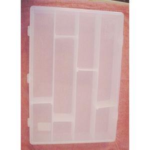 Flambeau Products Storage & Organization - Flambeau White Infinite Divider Drawer Organizer